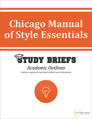 Chicago Manual of Style Essentials cover