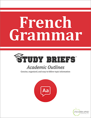 French Grammar cover