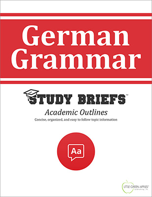 German Grammar cover
