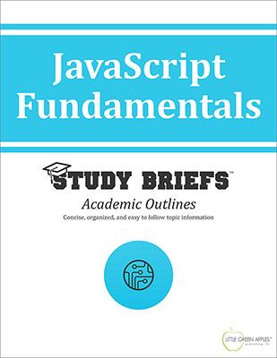 JavaScript Fundamentals cover