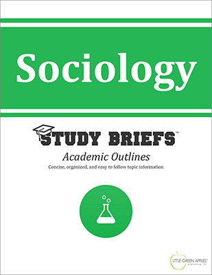 Sociology cover