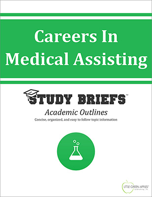 Careers in Medical Assisting cover