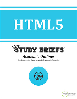 HTML5 cover