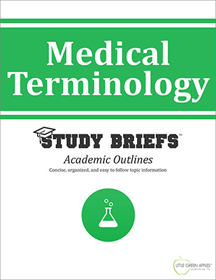 Medical Terminology cover