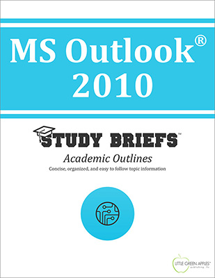 MS Outlook 2010 cover
