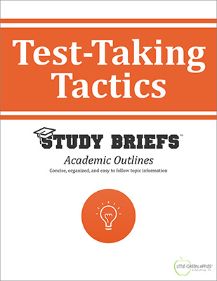 Test-Taking Tactics cover