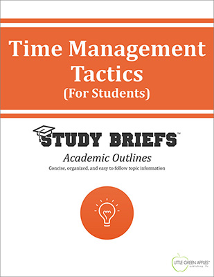 Time Management Tactics cover